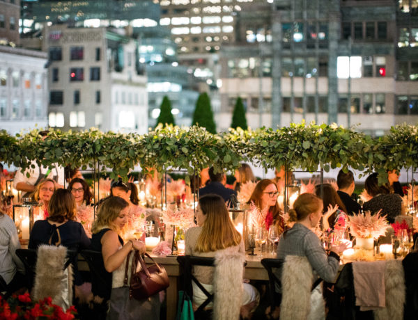 rooftop fine dining