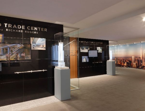 7 world trade center interior event space