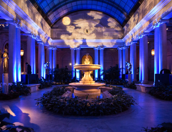 The Frick Collection Young Fellows Ball room