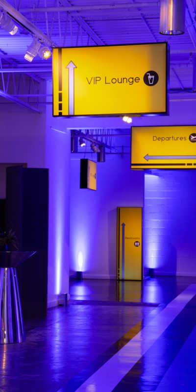 interior event space