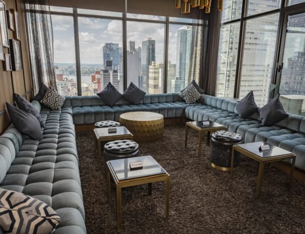 seating in the main lounge at the skylark